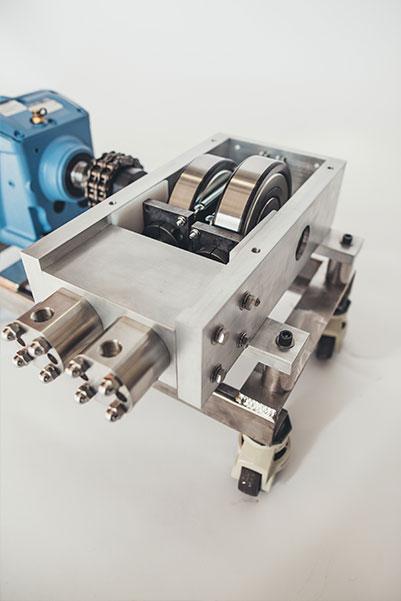CU series Pumps (1000 bar) Core Separations