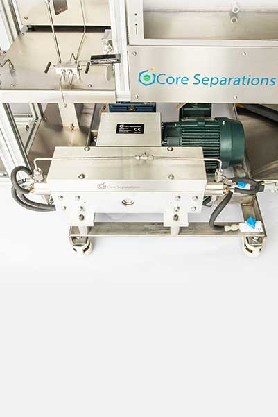 Core Research Systems Core Separations