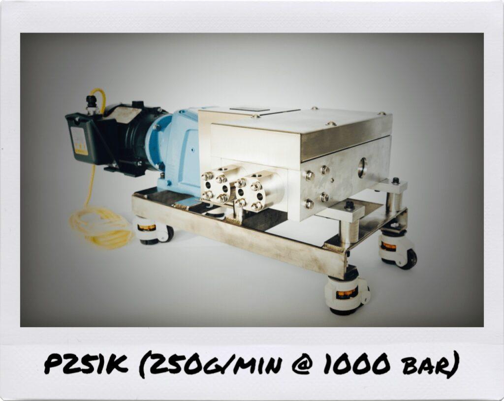 CI series Pumps (689 bar) Core Separations